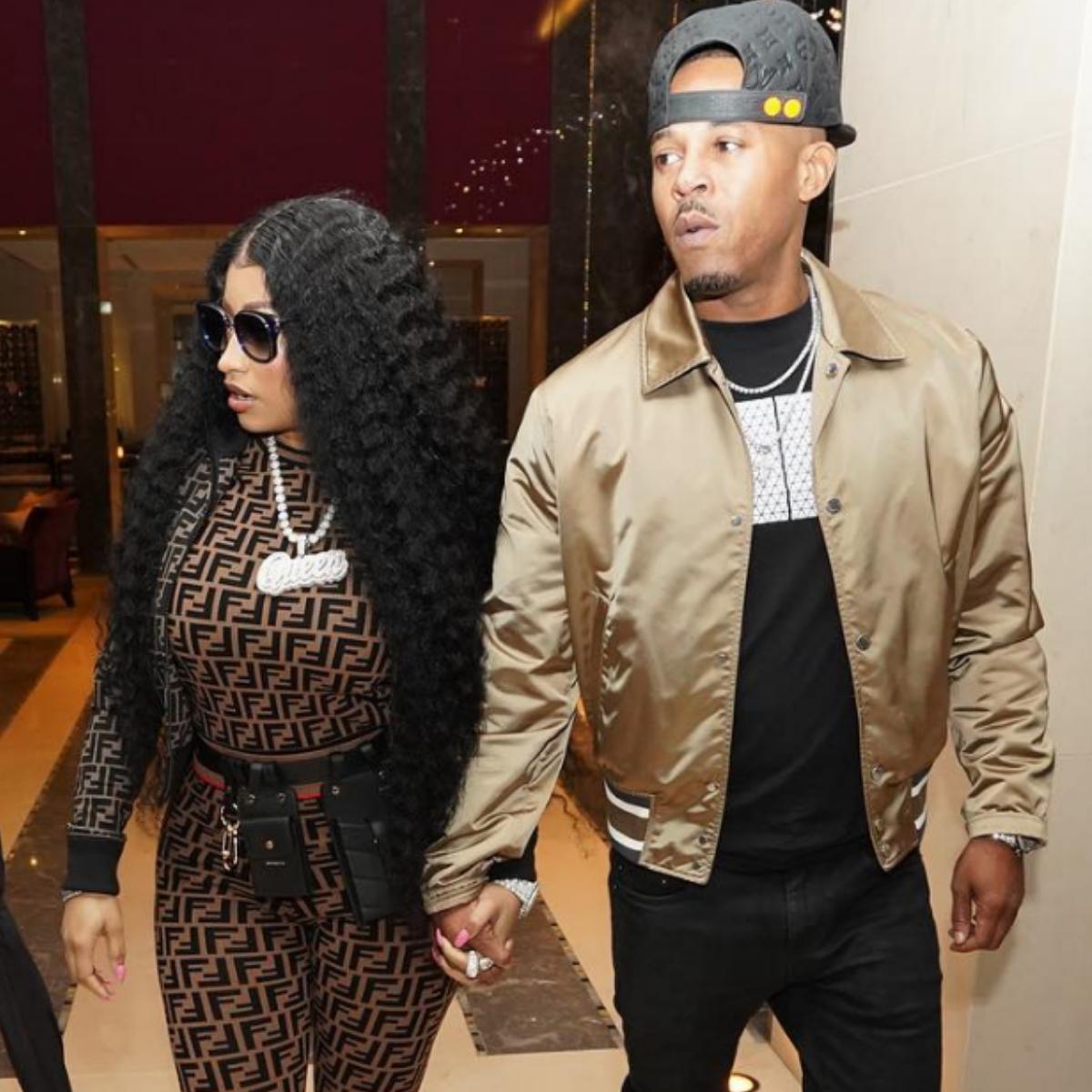 Nicki Minaj Name Change Being Rumoured