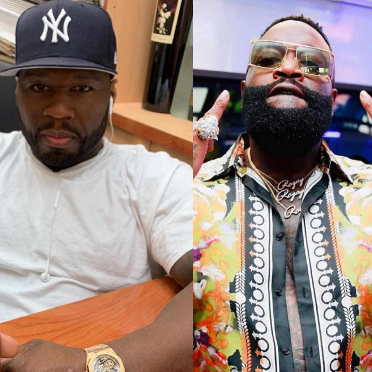 50 Cent/Rick Ross Beef