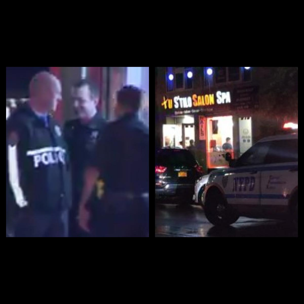 Man Stabs Wife To Death In Jackson Heights Salon