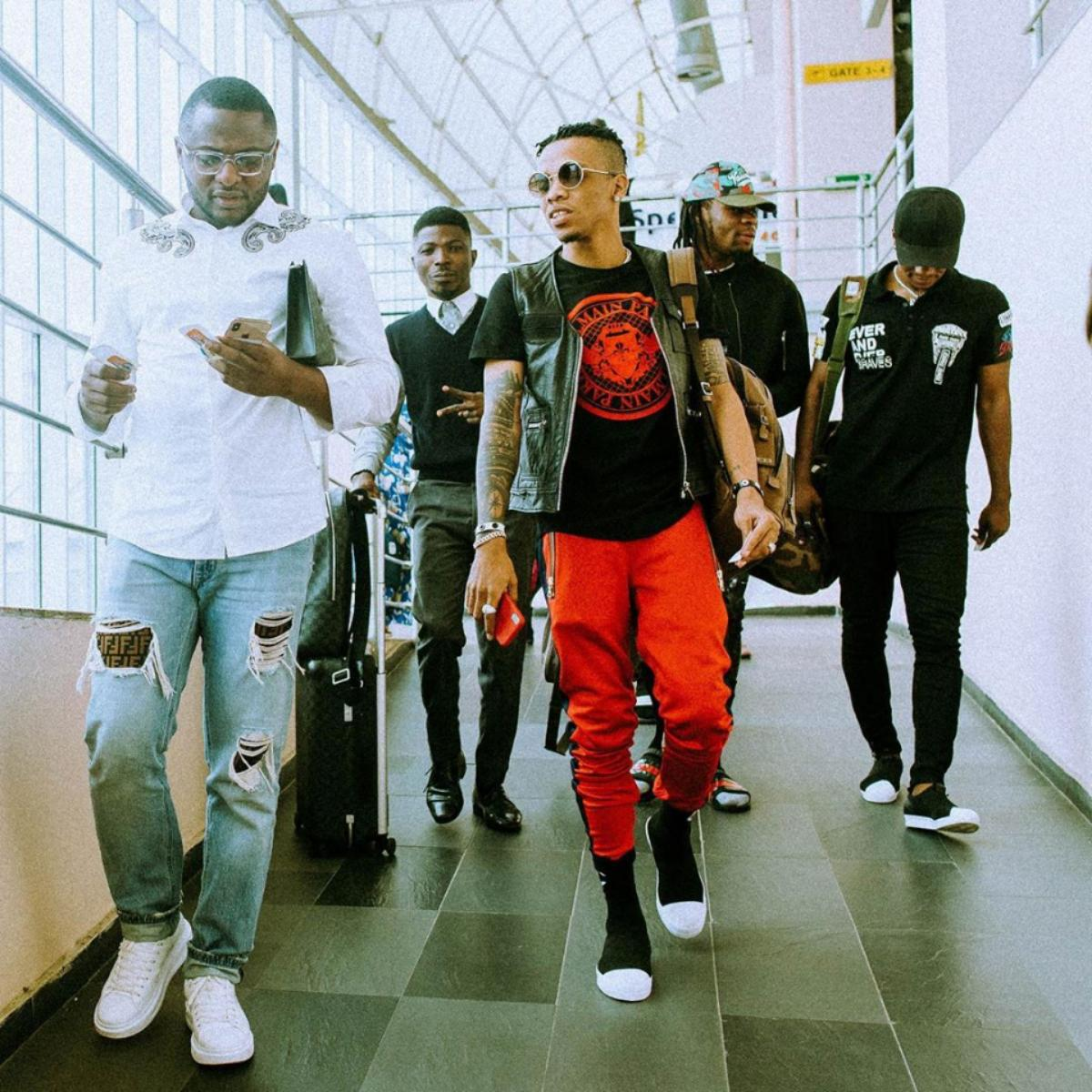 "Tekno Video Containing Publicly Scrutinized Clips In ""Agege"""