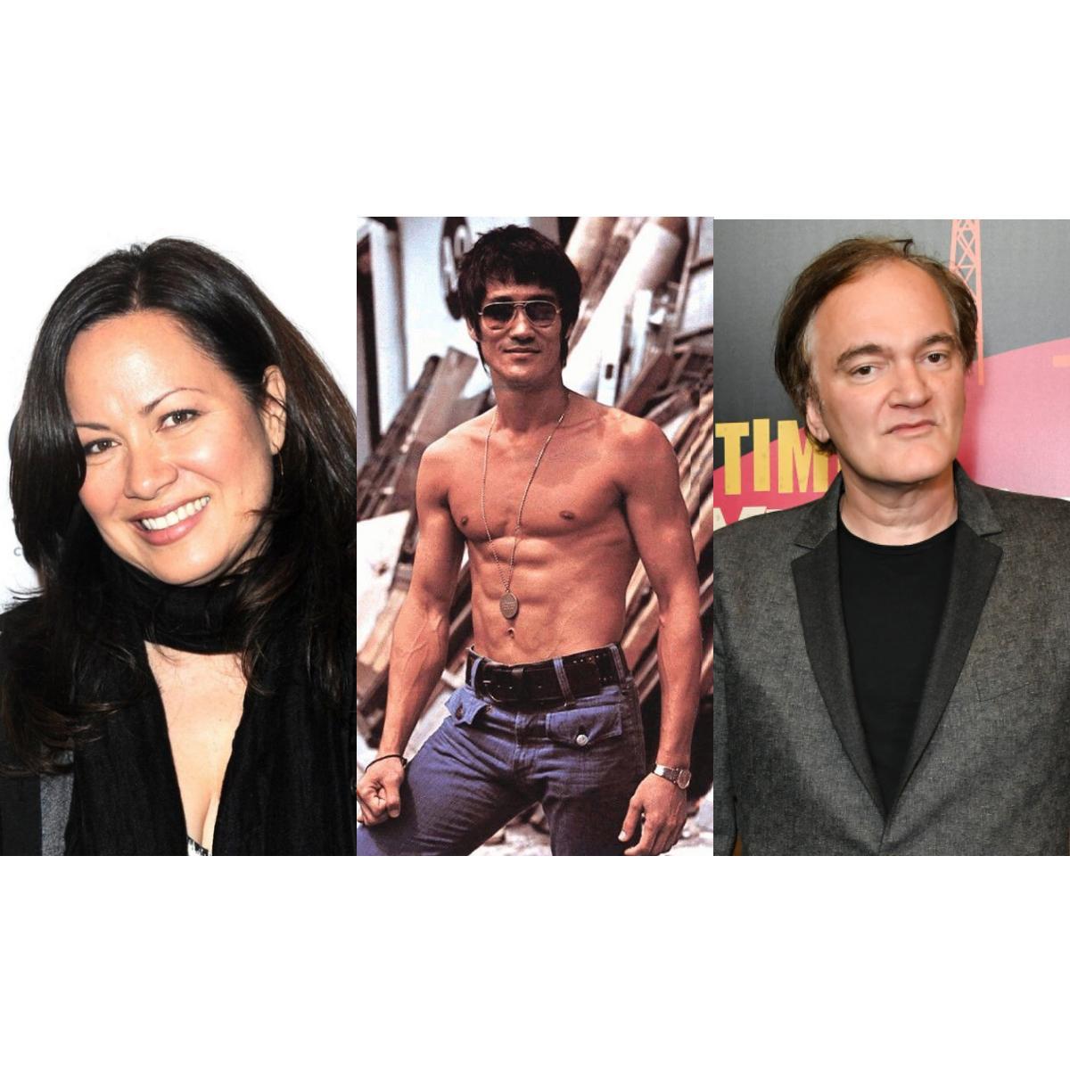 Bruce Lee's Daughter Tells Quentin Tarantino To Shut Up