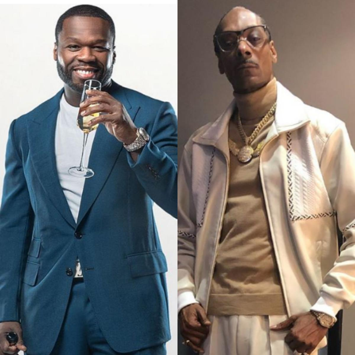 Snoop Dogg Stole 50 Cent Lamborghini As Payment