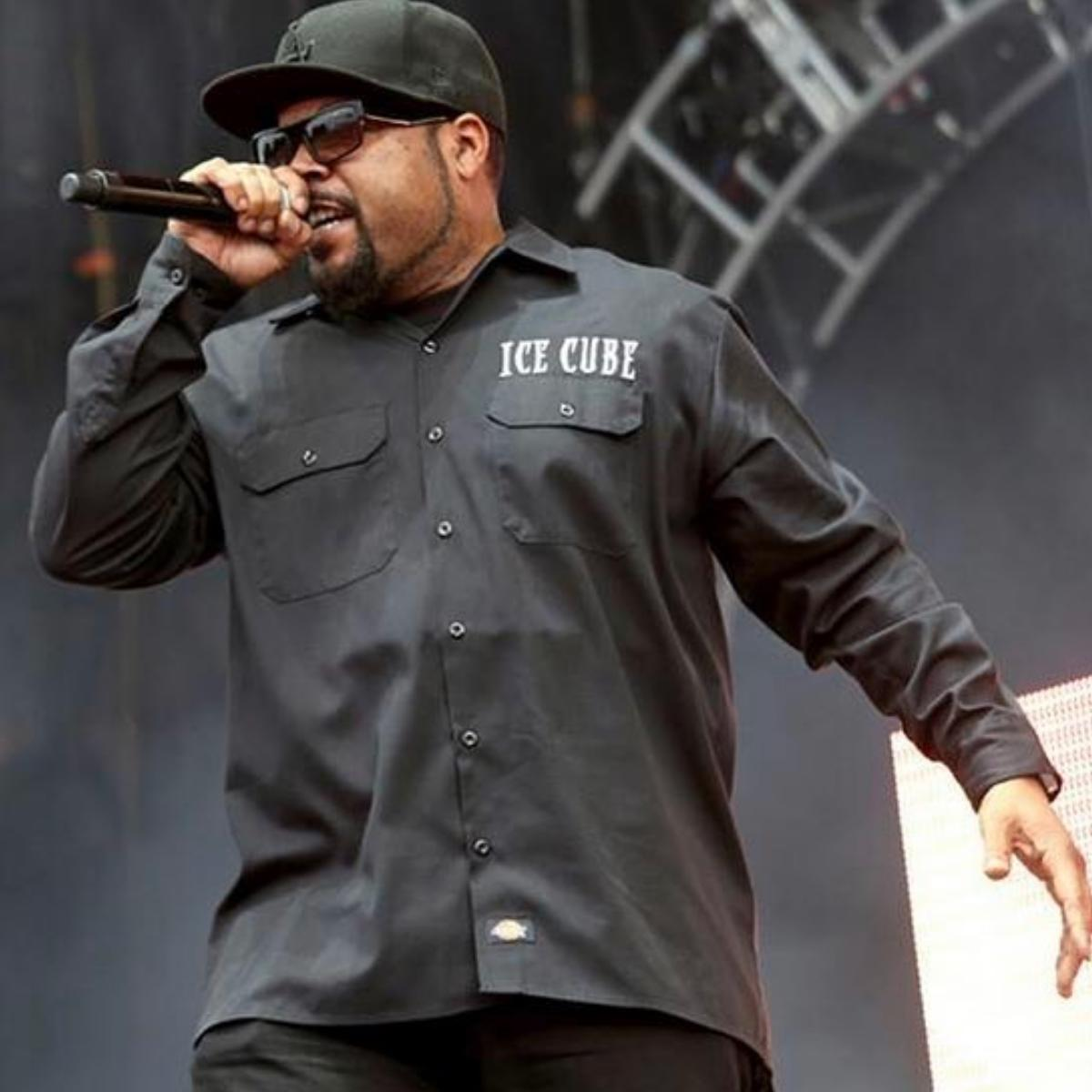 Ice Cube Isn't Bothered About Forbes List