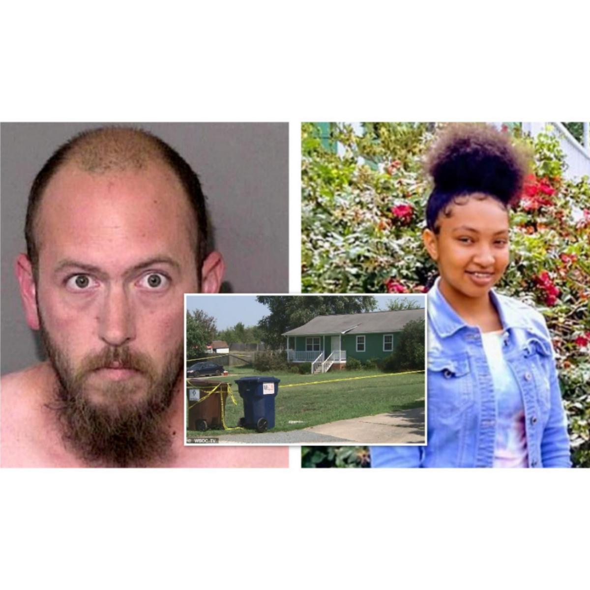 North Carolina Dad Strangles And Slits 15-Year-Old Daughter's Throat