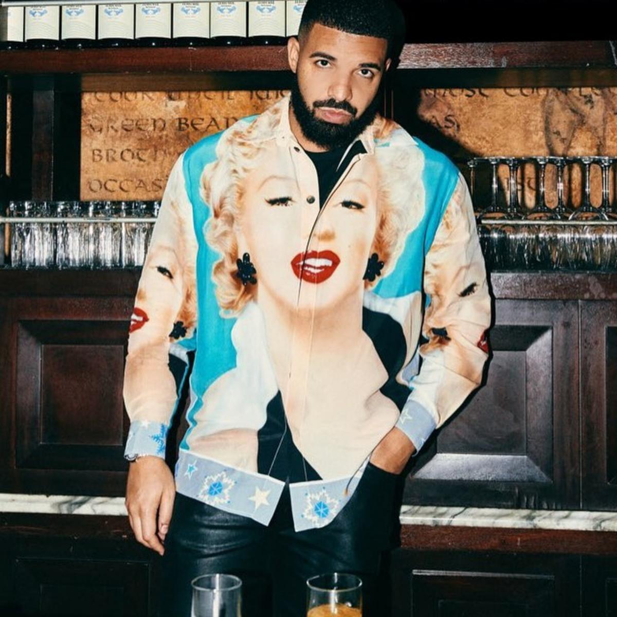 Drake Trolls Joe Budden Over His Pool Party