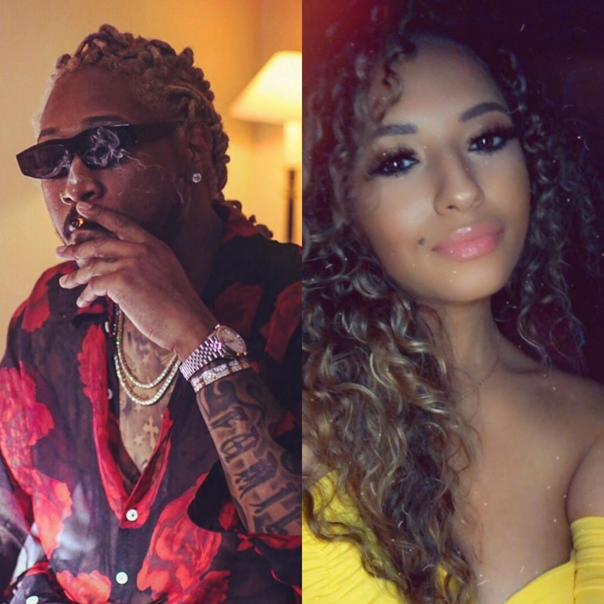 Future Refused Child With Eighth Baby Mama Because She's Mexican
