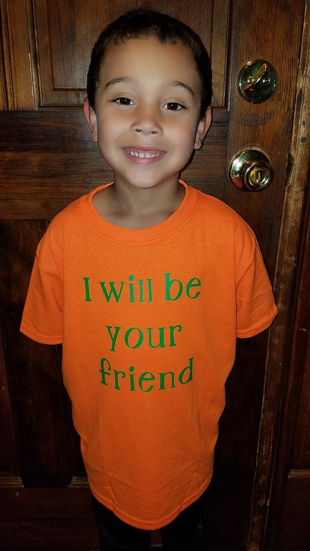 Georgia Boy I Will Be Your Friend Shirt (2)