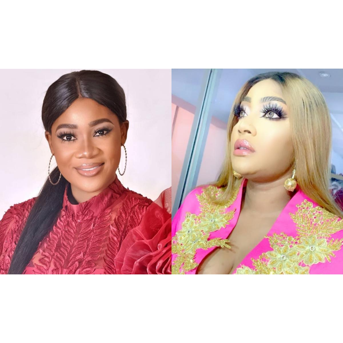 Angela Okorie Given 7 Days To Apologize To Mercy Johnson Or Son Dies