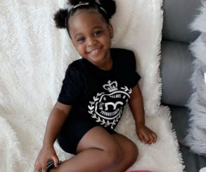 Davido's Daughter Hailey Sings 'Blow my Mind'