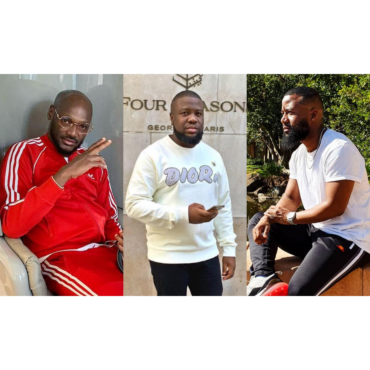 2face And Cassper Nyovest Reply Hushpuppi Over Xenophobic Attack