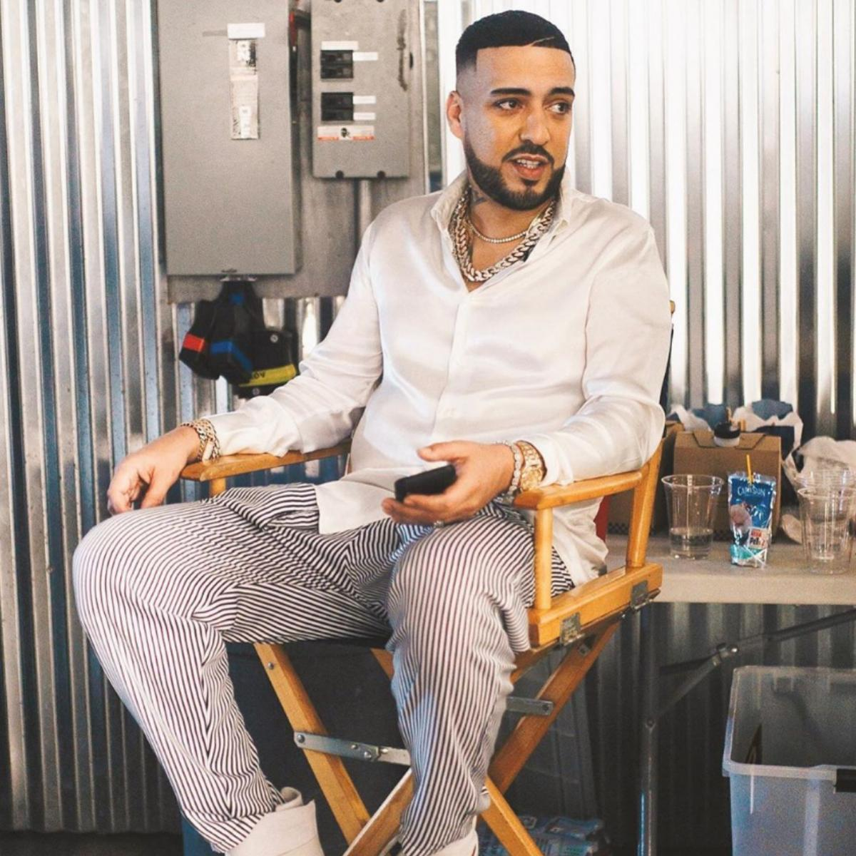 French Montana Son Could Lead The U.S. Better Than Trump