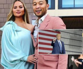 Trump Calls Chrissy Teigen 'Filthy Mouthed Wife'