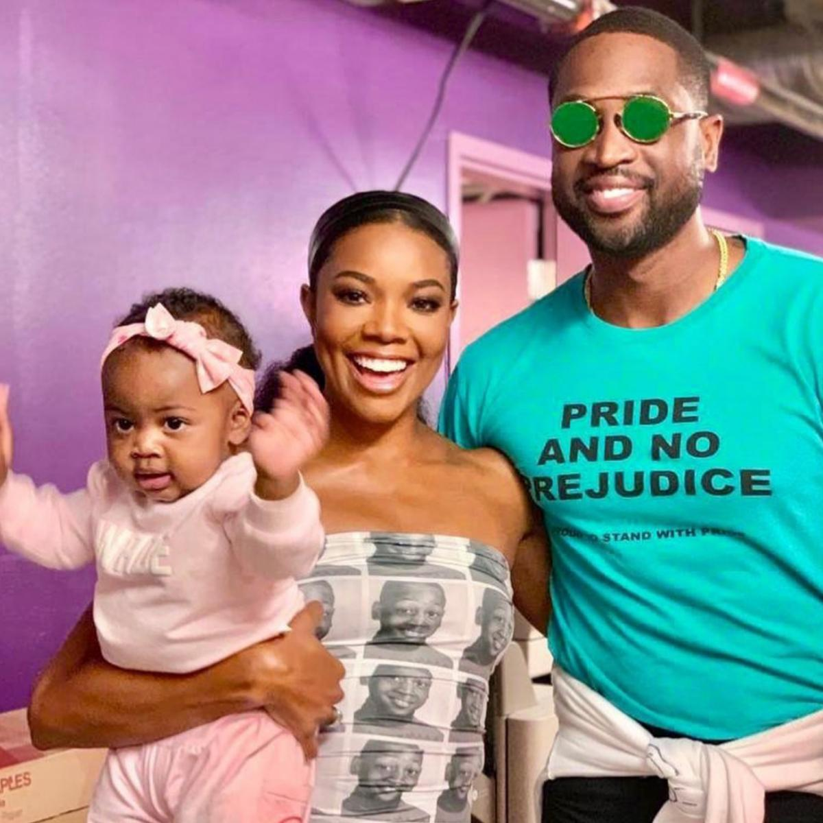 Dwyane Wade Won't Let Their Kids Believe In Santa Claus