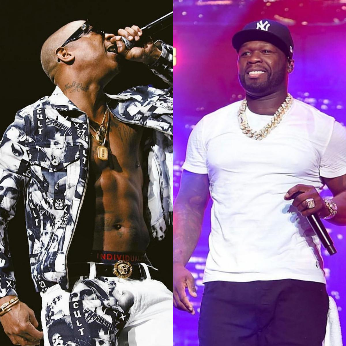 Ja Rule Unloads On 50 Cent For Disowning Tekashi
