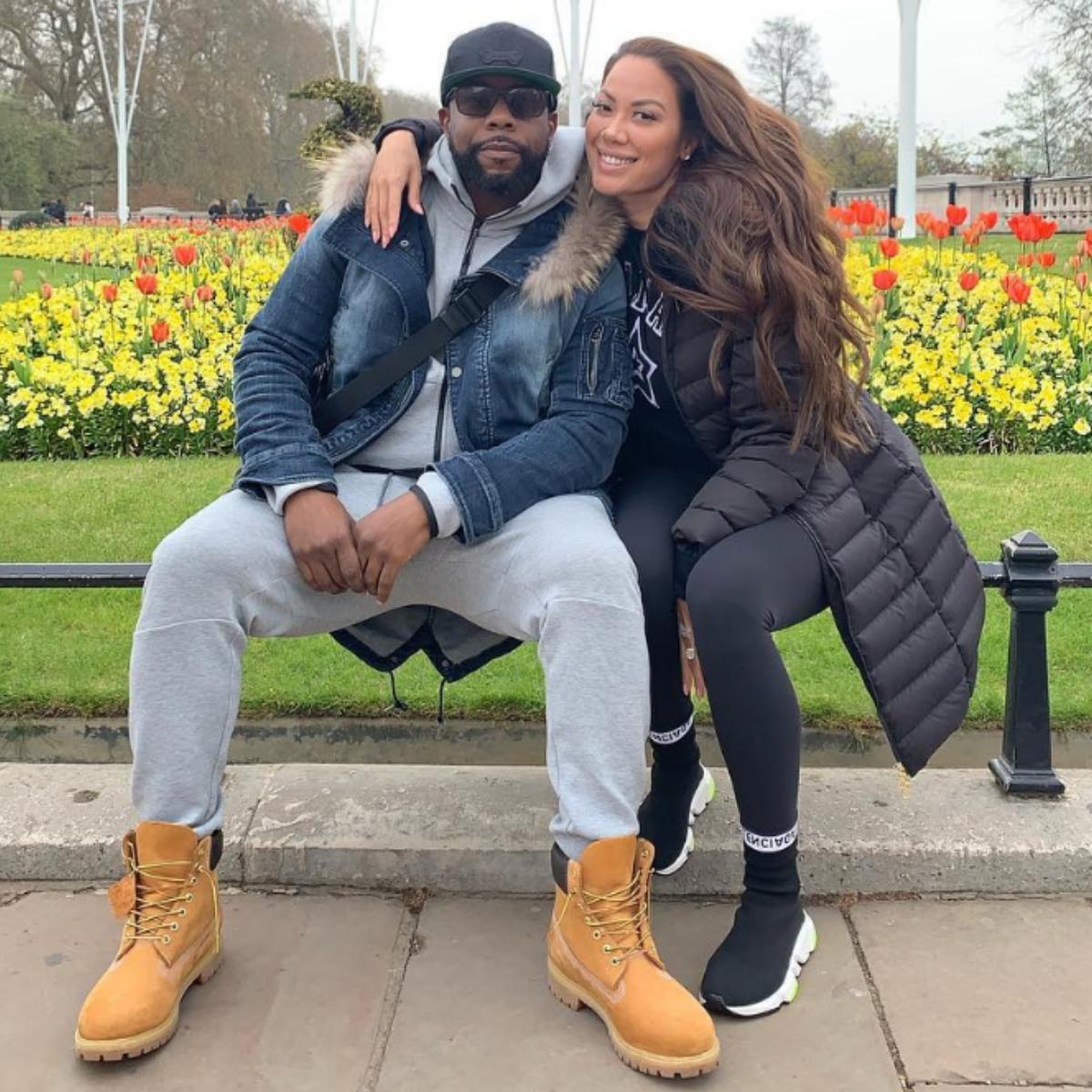 Wanya Morris Marriage To Amber Reyes Sparks Confusion