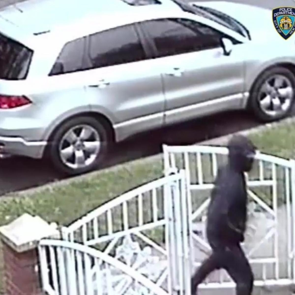 Man Pointing A Gun At 1-Year-Old Girl Queens Robbery