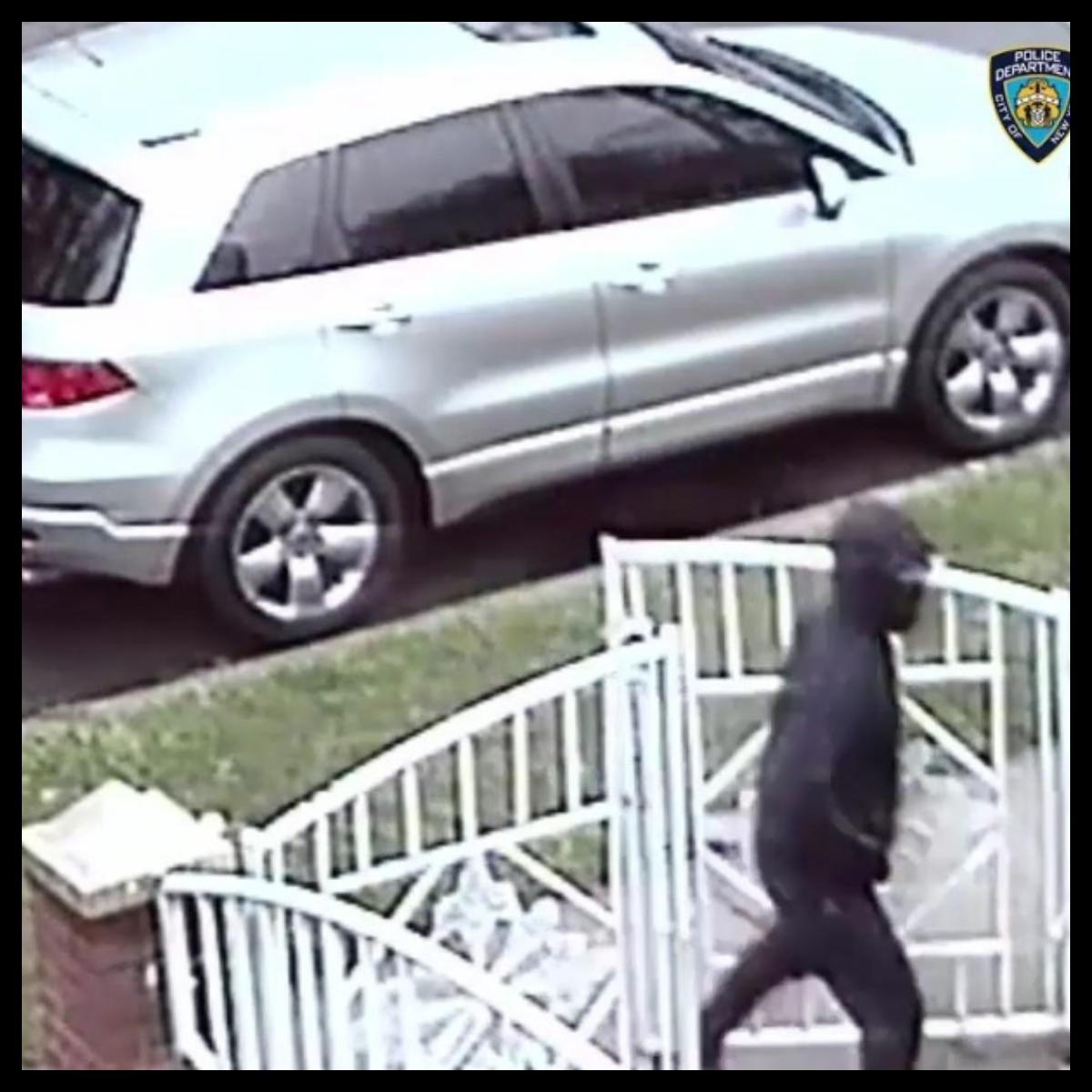 Man Pointing A Gun At 1-Year-Old Girl Queens Robbery (2)