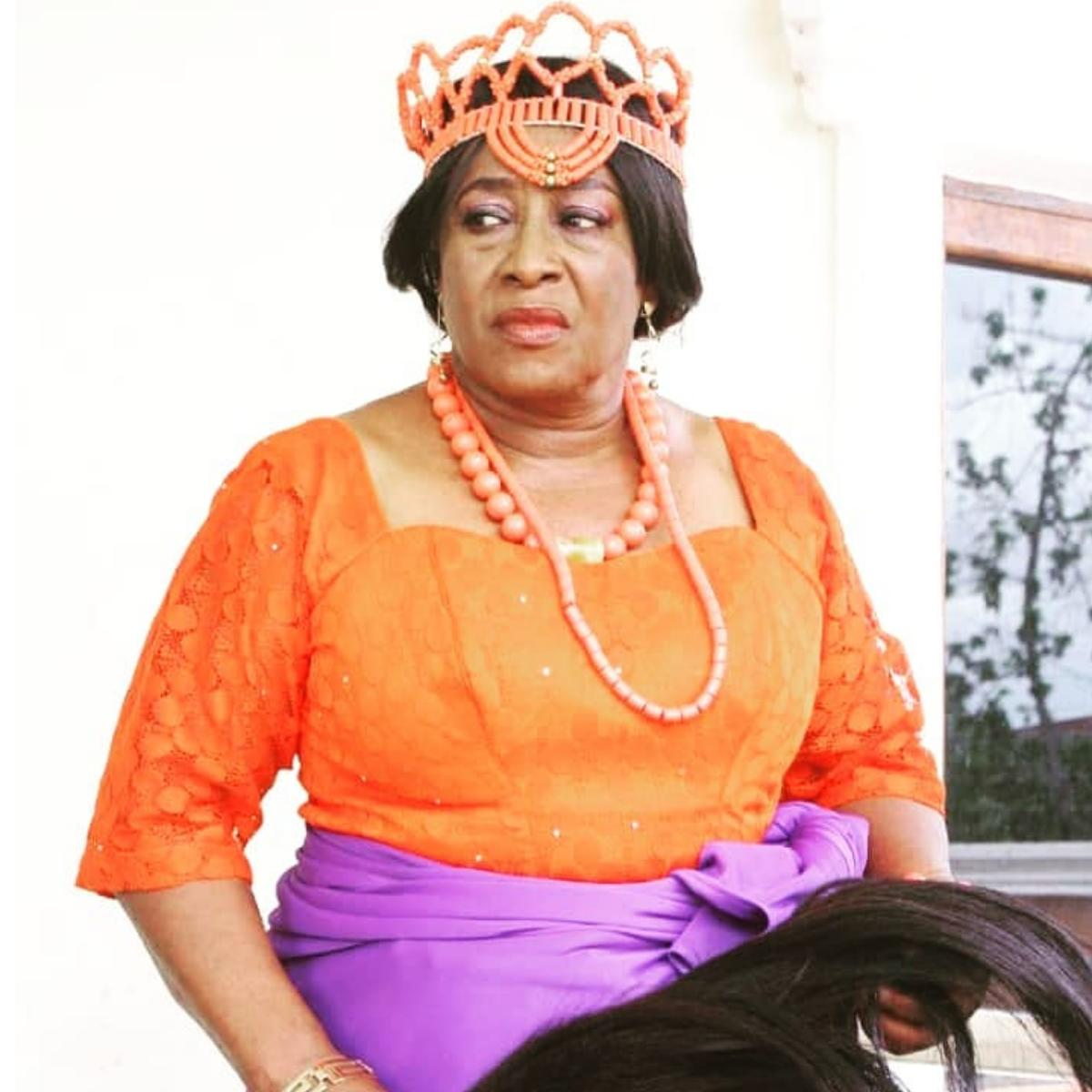 Patience Ozokwor Celebrates Birthday