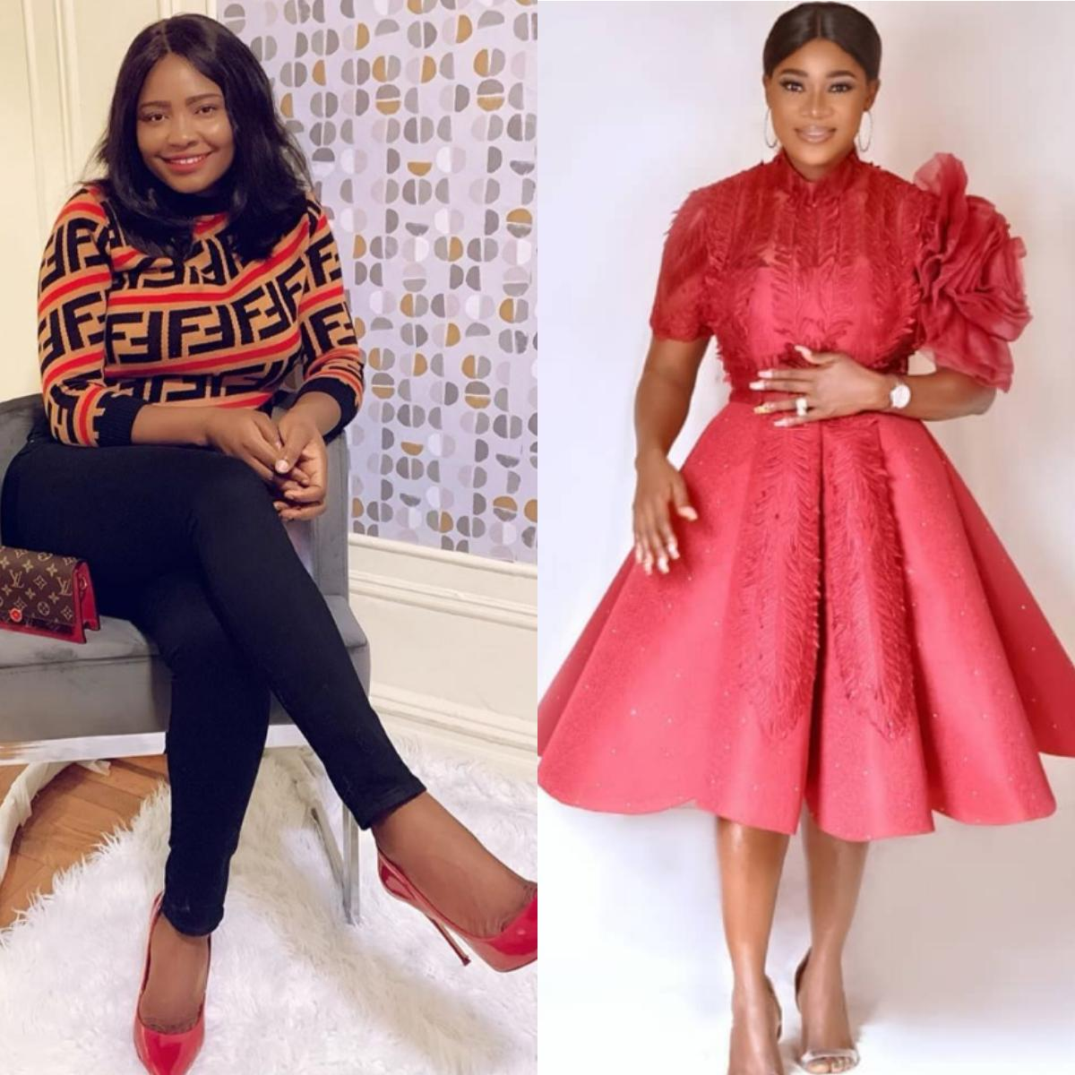Sonia Ogiri Attacked For Calling Out Mercy Johnson