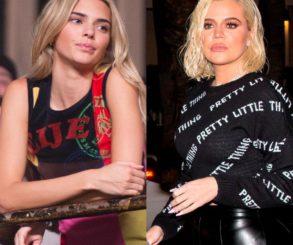 Kendall Jenner Response To Khloe Kardashian's Hair Comment