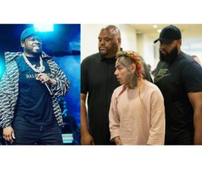 50 Cent Can Identify With How Tekashi 6ix9ine Is Feeling