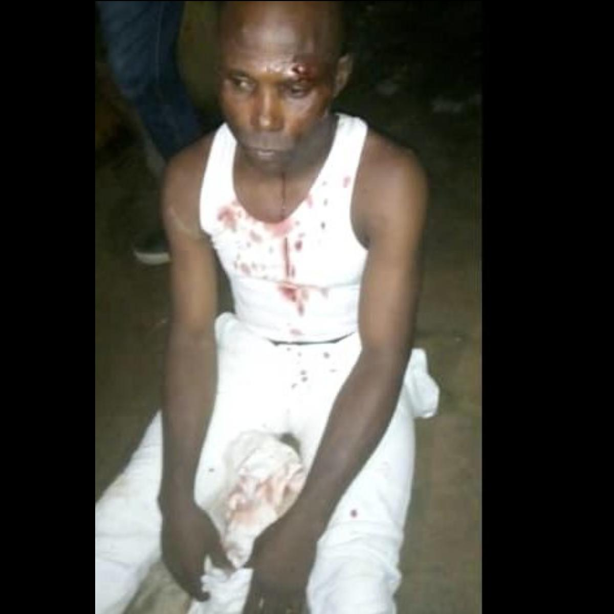 Lagos Pastor Beaten After He Masturbates While Conducting Deliverance