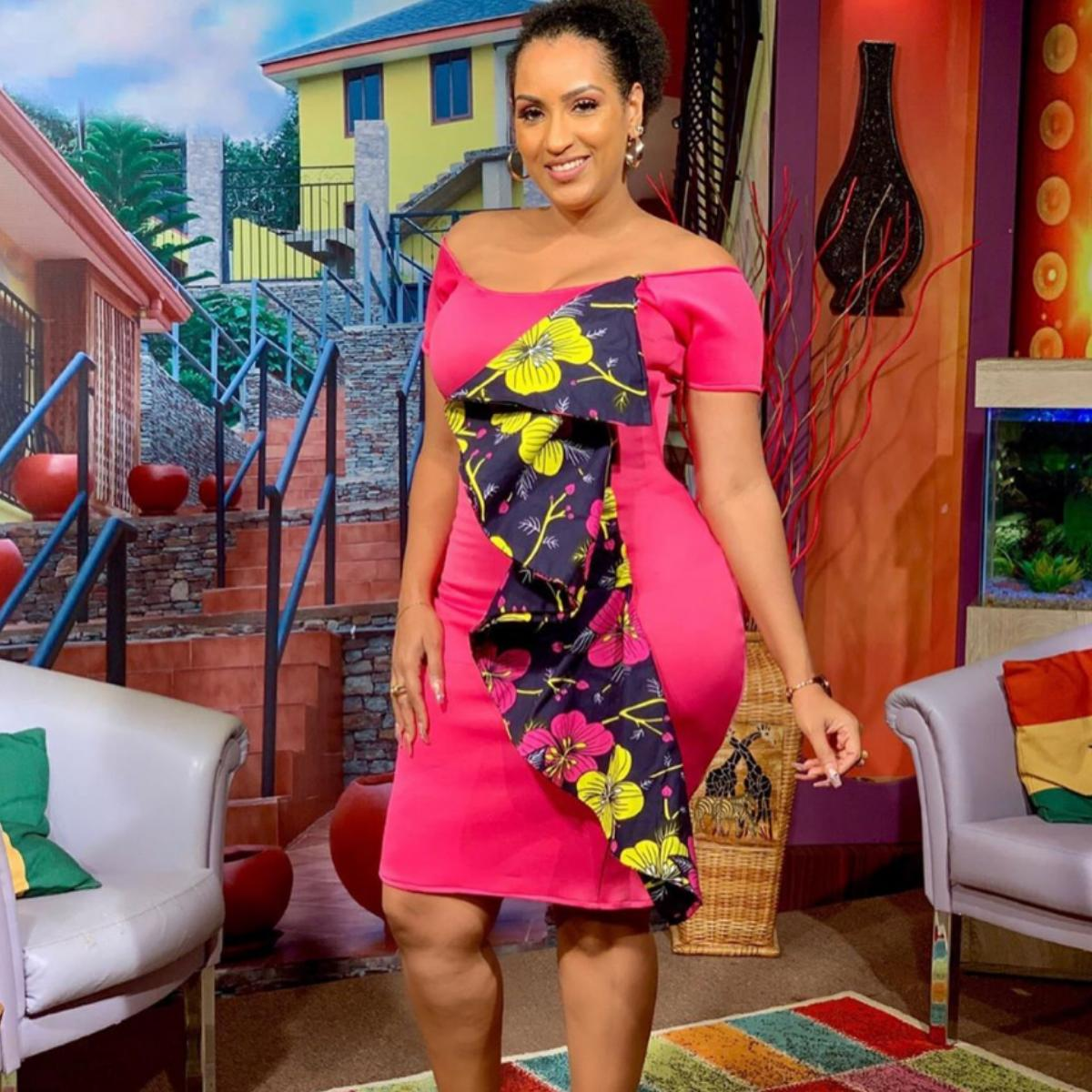 Juliet Ibrahim Creates Dance Move For Suffer No Dey Tire You
