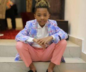 Lola Omotayo Celebrates Son Cameron On His 11th Birthday