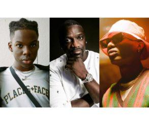 Akon Praises Rema