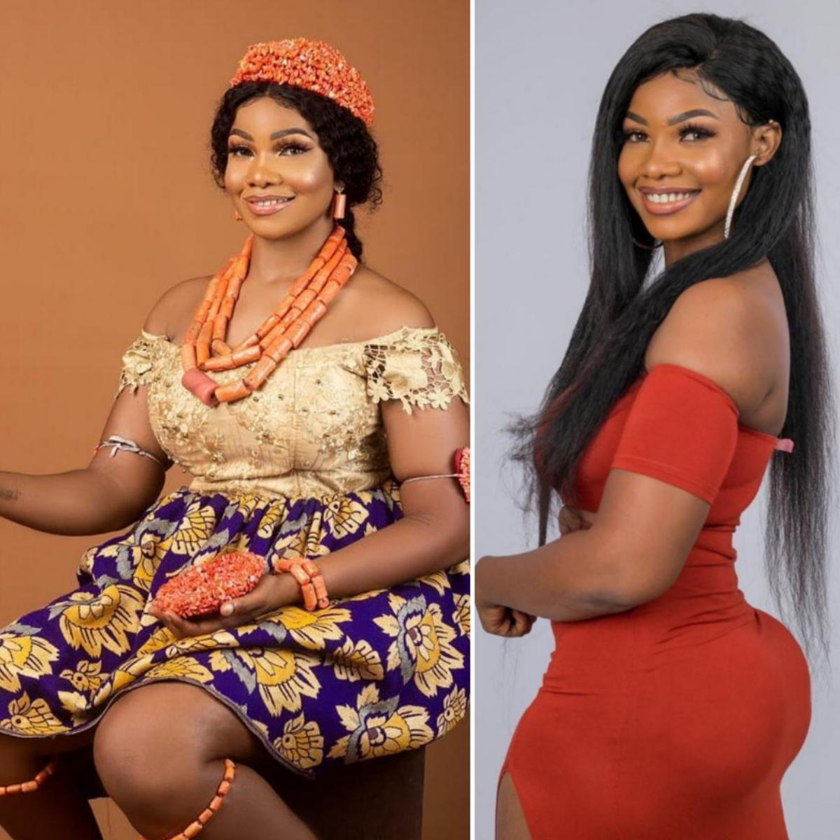 Tacha Fails To Spell Port Harcourt And Daughter Correctly