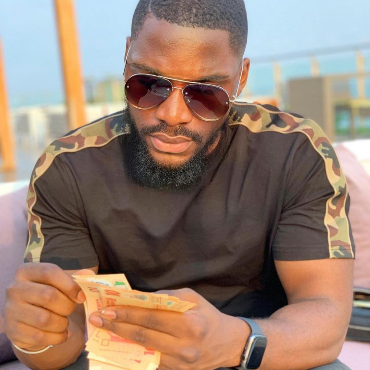 Tobi Bakre Hard Work Without Being Smart About It Suffer Head