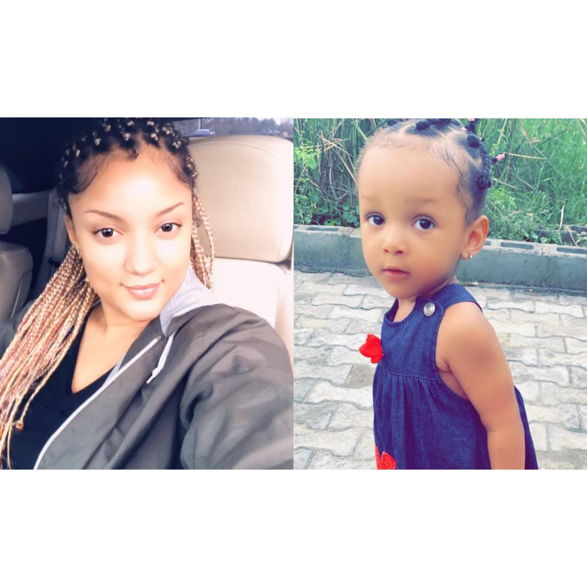 Gifty Powers Eats The Food Her Daughter Unknowingly Pees In
