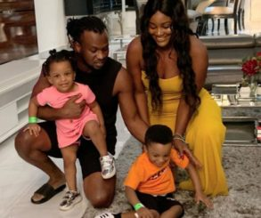 Chizzy Alichi Visits Paul Okoye At Home