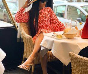 Toke Makinwa Living Her Best Life In Paris