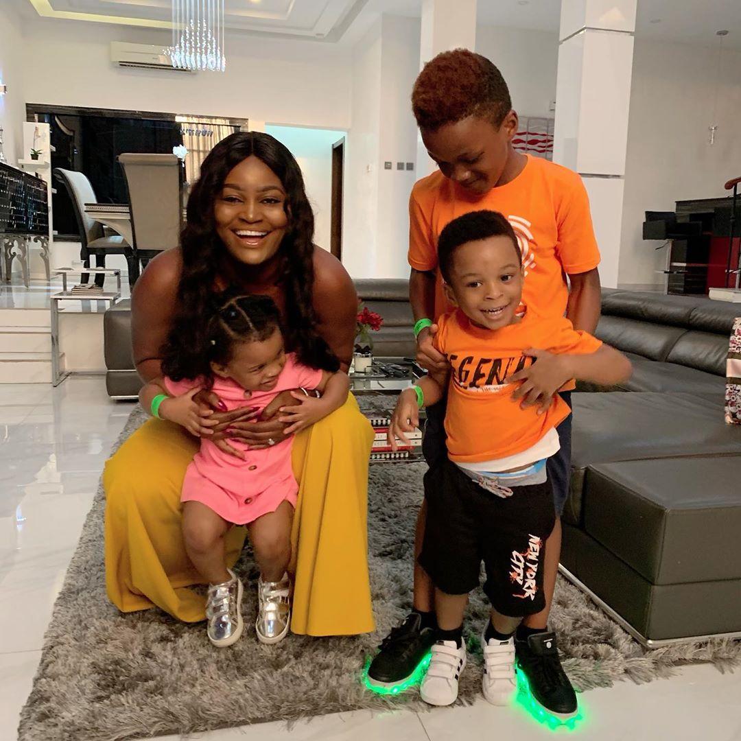 Chizzy Alichi Visits Paul Okoye At Home (3)