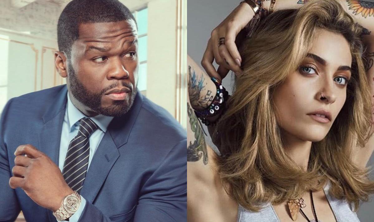50 Cent Paris Hilton Feud Latest