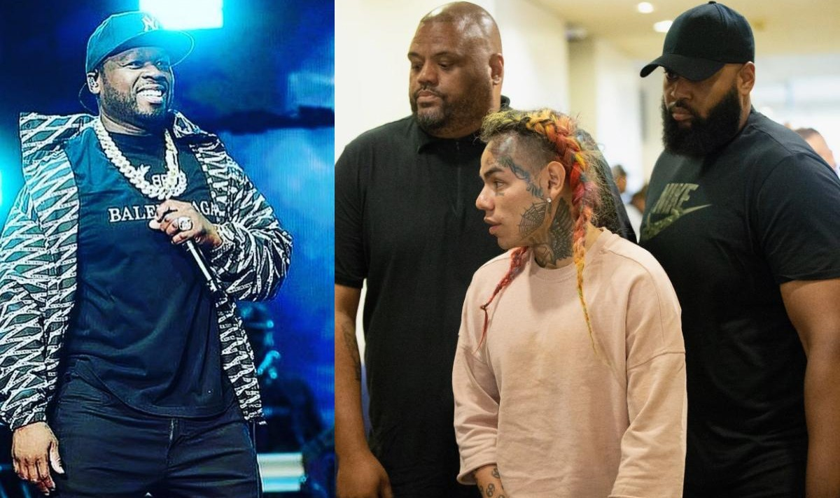 50 Cent Can Identify With How Tekashi 6ix9ine Is Feeling (2)