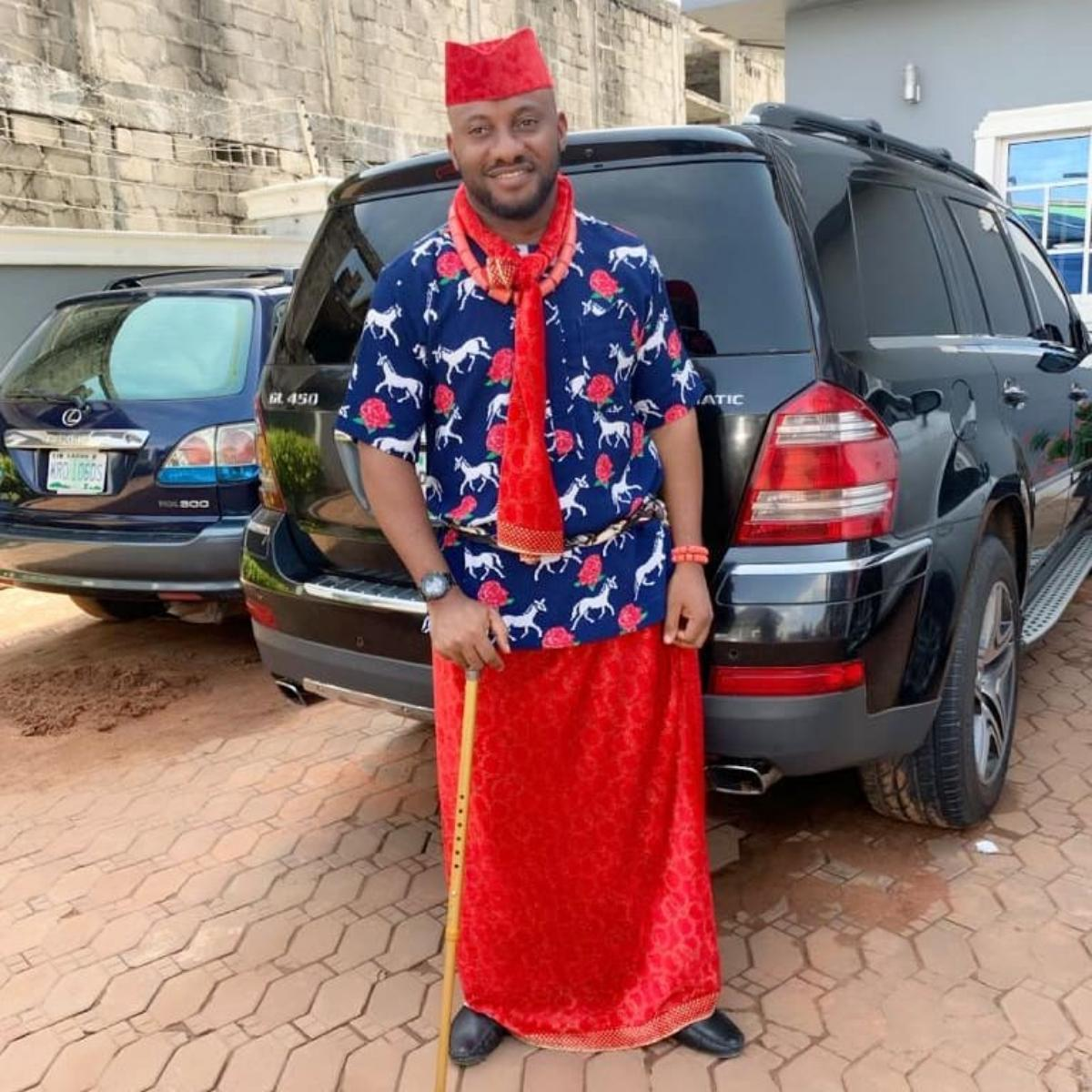 Yul Edochie Slams Nigerians Planning On Celebrating October 1