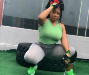 Gym Video That May Get Moyo Lawal Banned By Future Husband