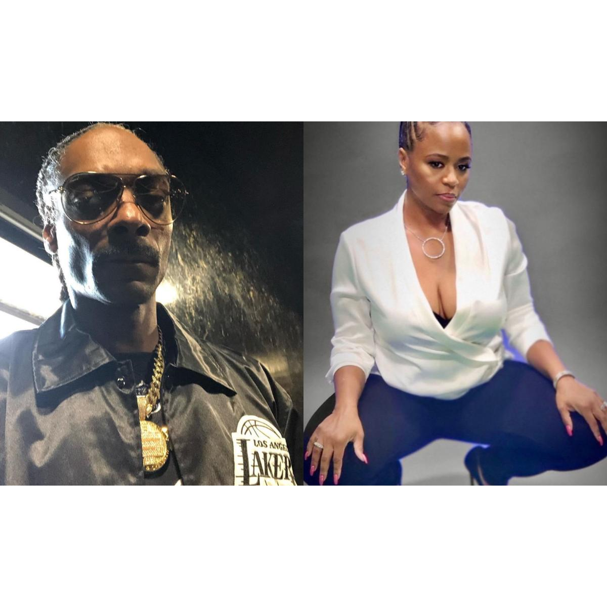 Snoop Dogg Thanks Wife For Being With Him Through The Ups And Downs