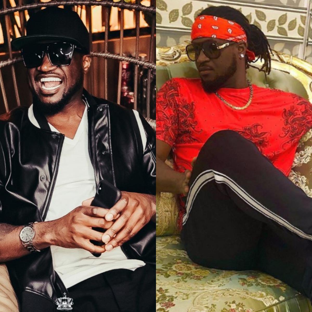 Paul Okoye Subtly Shades Brother Peter Over N60M Tacha Audio Money