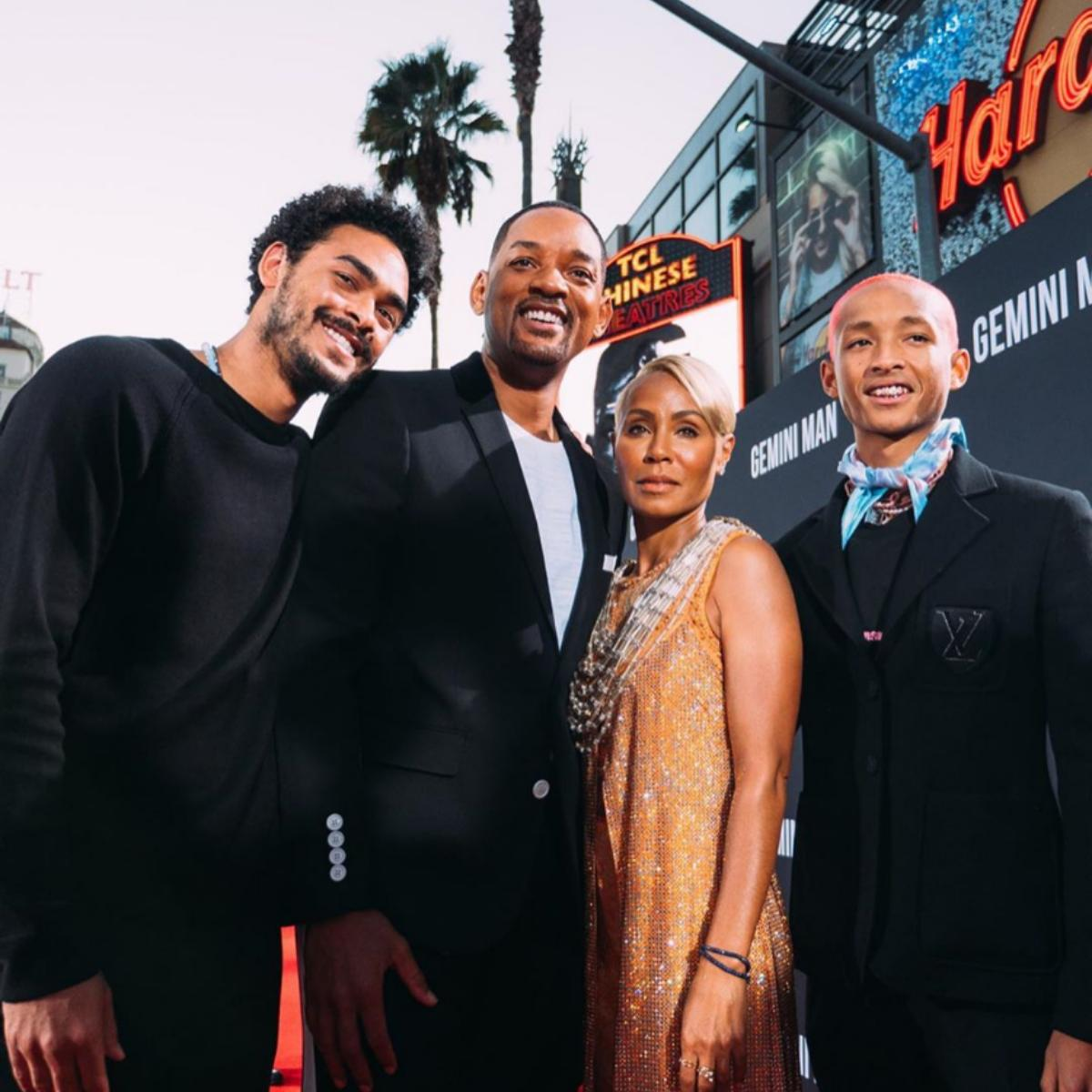 Will Smith Says Technology Made His Children Different Human Beings