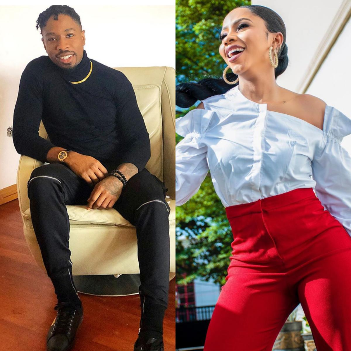 Mercy Eke Says Ike Is Her Type Of Man