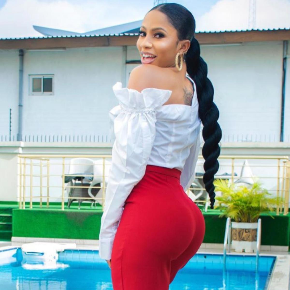 Mercy Eke Calls On Ladies To Take On The World