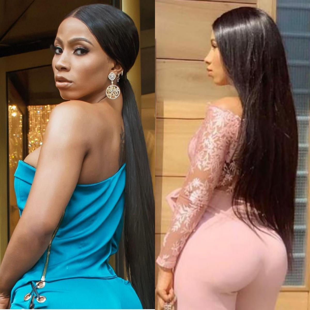 Mercy Eke Addresses Fake Bum Rumours