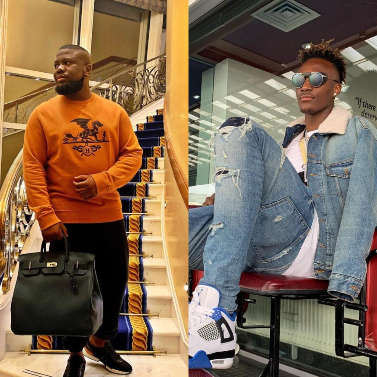 "Hushpuppi Jokingly Changes Name To ""High Tension"""
