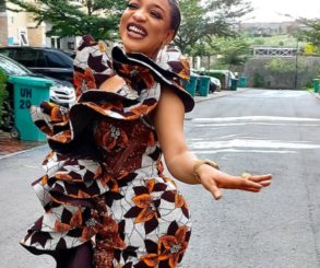 Tonto Dikeh Celebrates 5 Million Instagram Followers