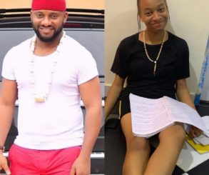 Yul Edochie Says First Child Danielle Brings Memories Of Poverty