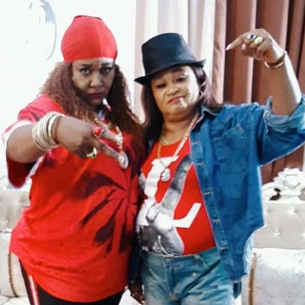Ebele Okaro And Rachael Oniga Show Off Their Swag