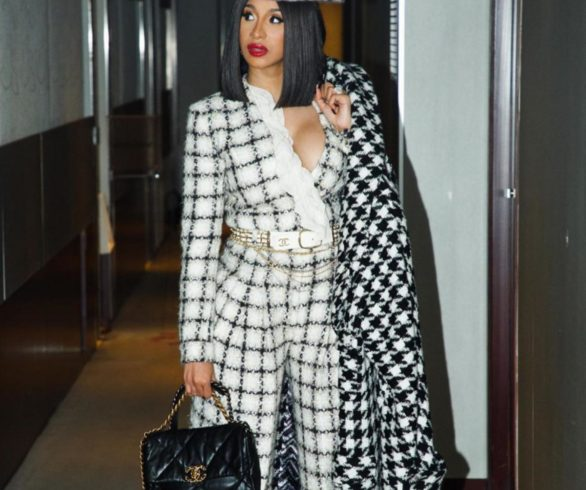 Cardi B Responds To People Questioning If She Is A Black Woman